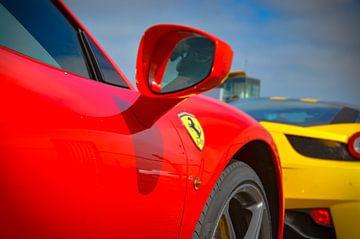 Ferrari 458 italia van Jeroen Smit