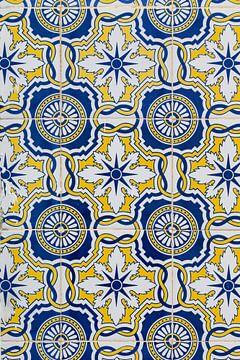 Azulejos in Olhao