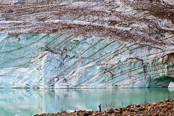 Gletsjer - Canada - Mount Edith Cavell