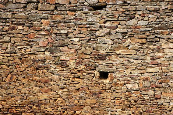 de muur van Yvonne Blokland