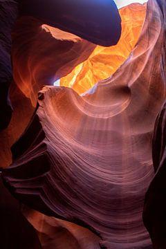 Antelope Canyon USA van Leonie Boverhuis