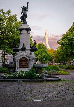 Noordereiland - Rotterdam sur