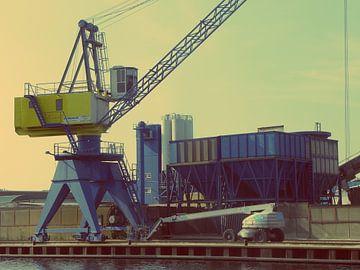 Crane van