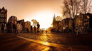 Amsterdam - Weide Heisteeg. van Tony Buijse
