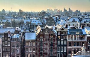 Amsterdam uitzicht kalvertoren
