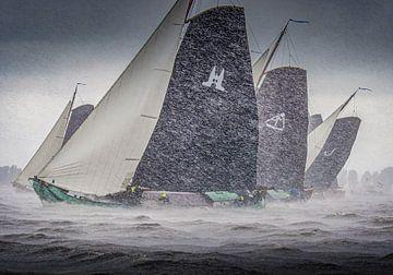 Starten in de storm van ThomasVaer Tom Coehoorn
