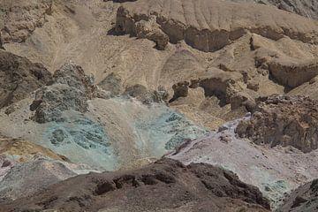 Death Valley Artists Drive van Henk Alblas