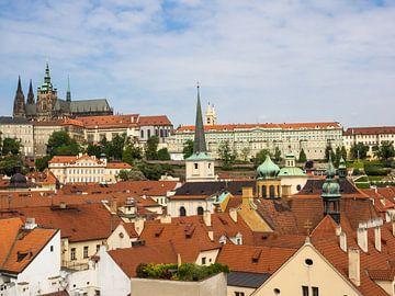 Paysage urbain de Prague sur Katrin May