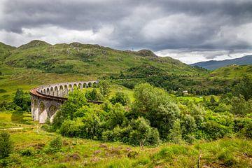Glenfinnan-Viadukt von Kim Claessen