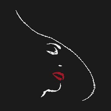 Schick in Schwarz von Natalie Bruns