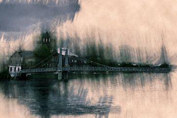 Schottland :Inverness von Jos Verhoeven