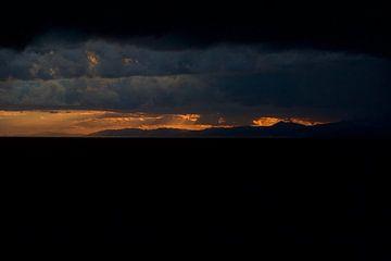 Sonnenuntergang auf dem MittelmeerSonnenuntergang auf dem MittelmeerSonnenuntergang auf dem Mittelme von Willem Holle WHOriginal Fotografie