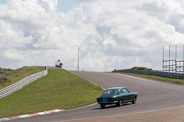 Zandvoort Race Circuit van Jeffrey de Graaf
