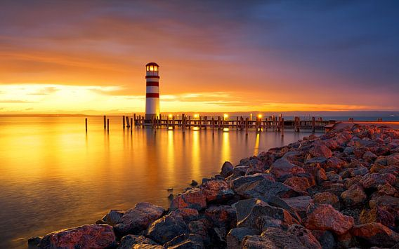 Lighthouse Podersdorf