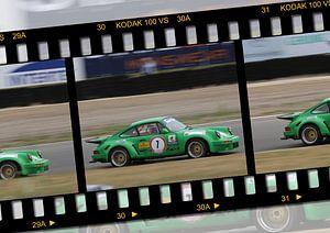 Porsche paddock Zandvoort