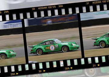 Porsche paddock Zandvoort van 2BHAPPY4EVER.com photography & digital art