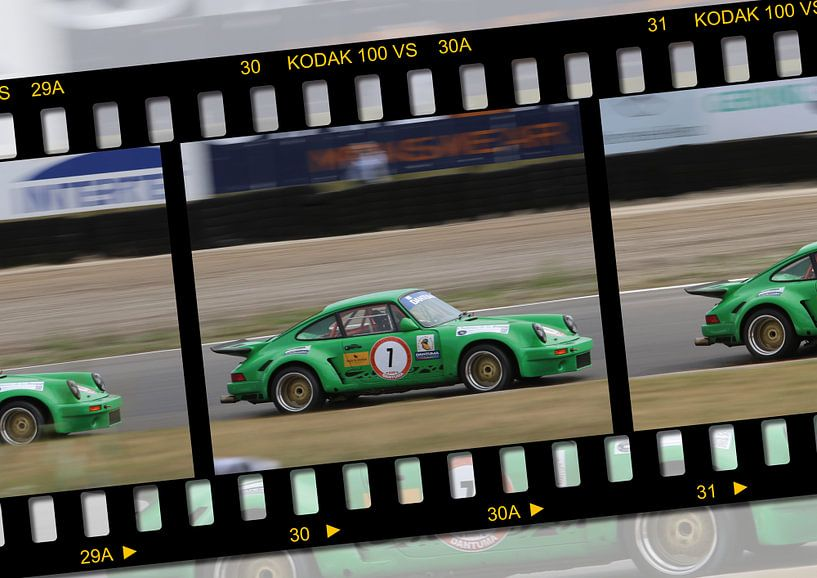 Porsche paddock Zandvoort von 2BHAPPY4EVER.com photography & digital art