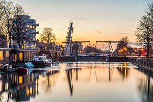 De Muntsluis in Utrecht van