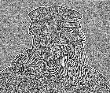 Leonardo da Vinci. von Jose Lok