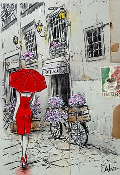 Italiano Trattoria sur LOUI JOVER