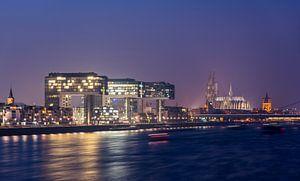 Rheinauhafen Köln van