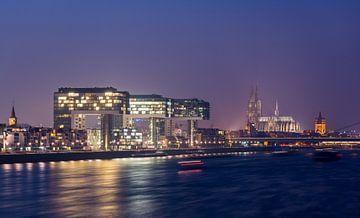 Rheinauhafen Köln von davis davis