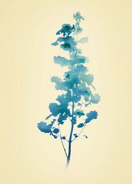 Blume #4 von tim eshuis