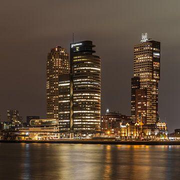 "Rotterdam ""Kop van zuid"" 1 van John Ouwens"