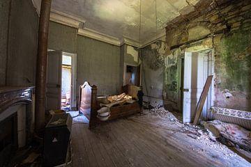 Een vergaande kamer in een Kasteel van Aurelie Vandermeren