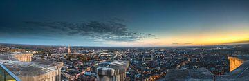 Mechelen de Dijle stad von Dirk Vervoort