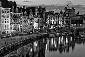 Gent Korenlei van Bob Van Hoyweghen