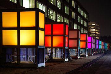 Cubes sur Sabine Wagner