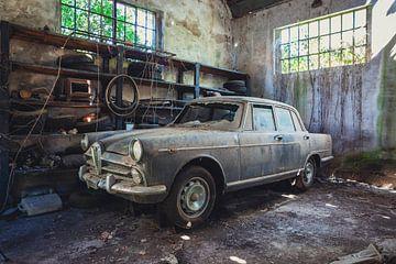 Alfa romeo 2000 berlina II