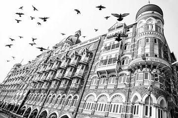 Hotel Taj Mahal Palace in Mumbai, Indien von Irma Grotenhuis