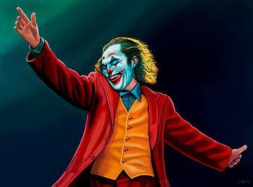 Joaquin dans Joker Painting