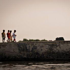 Slum Kids van BL Photography