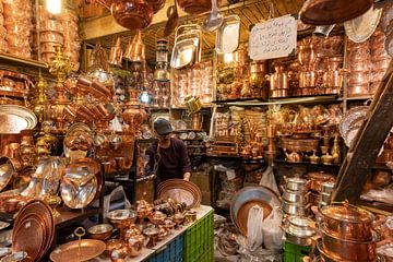 Shop für Töpfe und Pfannen von Daan Kloeg