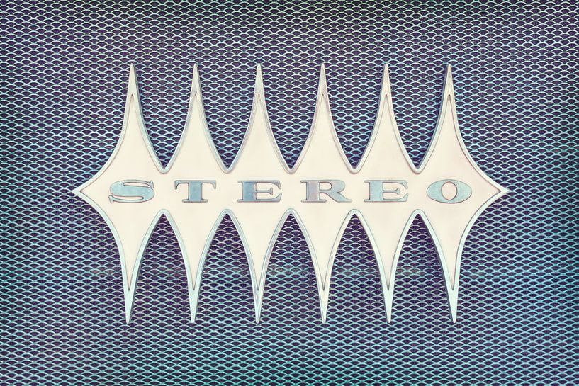 I Love Stereo van Martin Bergsma