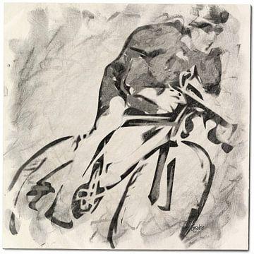 Vélo de montagne sur ! Grobie