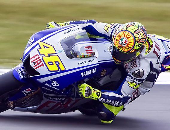 Valentino Rossi van Nildo Scoop