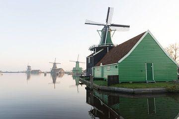 Zaanse Schans, Die Niederlande von Apple Brenner
