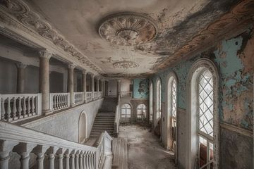 Verlassenes Sanatorium von Maikel Brands