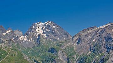 Grande Casse, sommet de montagne dans les Alpes françaises