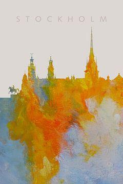 Stockholm in a nutshell van Harry Hadders