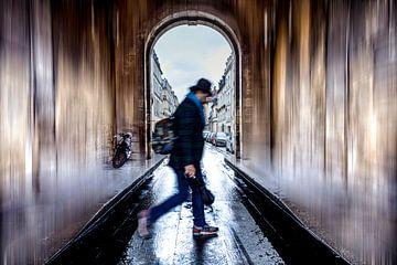Parijs Place du Vosges van Dick Jeukens