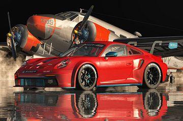 So begehrenswert ist der Porsche 911GT 3 RS von Jan Keteleer