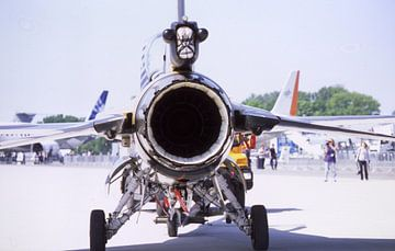 F16 Düse van Joachim Serger