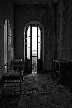 Nebliger Morgen 2 von Kirsten Scholten