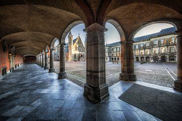 Binnenhof La Haye sur Steven Dijkshoorn