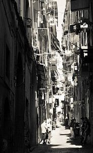 Streetlife Napels van